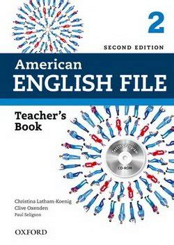 American English File (2nd Edition) 2 Teacher's Book with