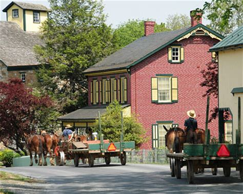Pennsylvania Amish Country - Amish Country in Lancaster