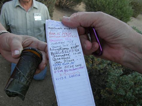 Guide To Finding A Geocache - Caching Box