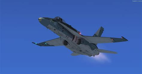 DOWNLOAD Boeing F/A-18c Hornet Multi-livery FSX & P3D