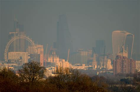 Parents warned over taking babies outside in London as air