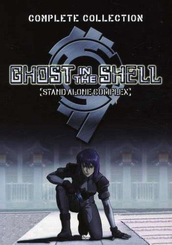 Ghost in the Shell: Stand Alone Complex | Anime-Planet