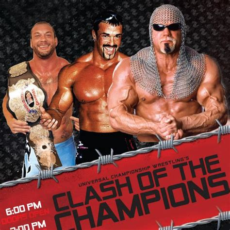 UCW Clash of the Champions - Official PPV Replay - FITE