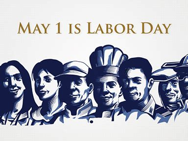 Holiday in the Philippines: Labor Day on May 1
