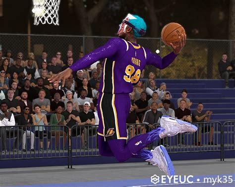 """Nick Young """"Swaggy P"""" Cyberface, Hair and Body Model V11"""