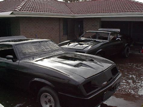 Mad Max Fan Cars - Gordon Hayes - Double Trouble - 2003