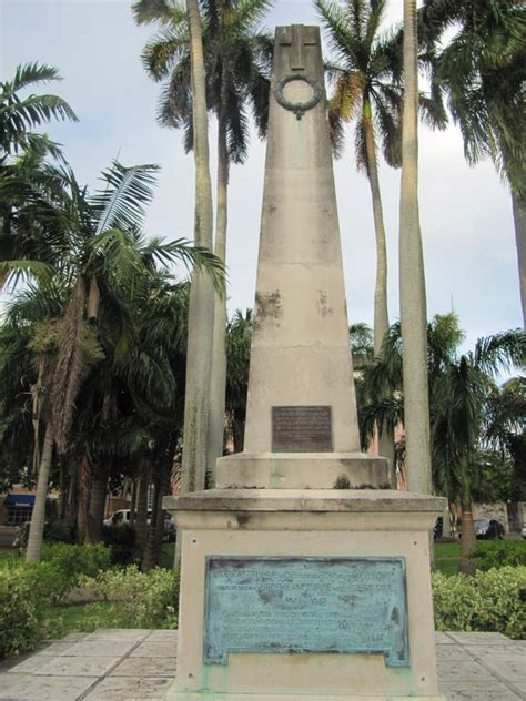 Historical Monuments in Bahamas