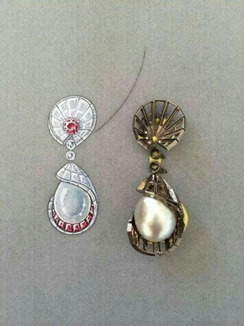 Pin by Ujjwal Maity on STORY | Jewellery sketches, Jewelry