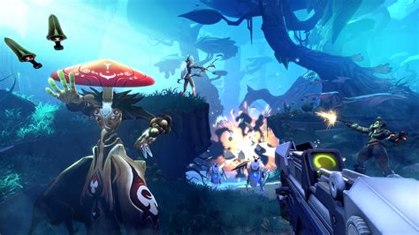 Xbox One/PS4/PC New IP Battleborn from Borderlands Dev